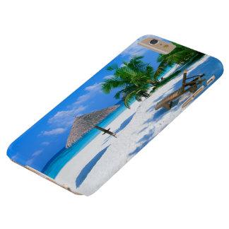 ビーチの休暇のiPhone 6のプラスの場合 Barely There iPhone 6 Plus ケース