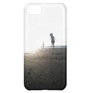 ビーチの例 iPhone5Cケース