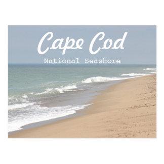 ビーチの写真 ポストカード