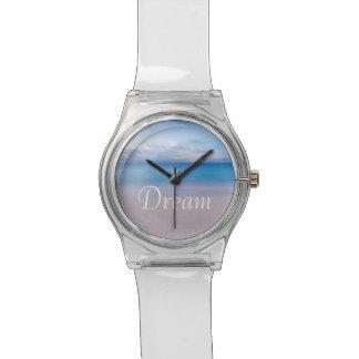 ビーチの夢の腕時計 腕時計