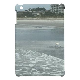 ビーチの小さい鷲 iPad MINIケース