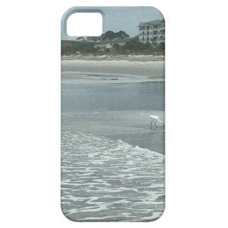 ビーチの小さい鷲 iPhone SE/5/5s ケース