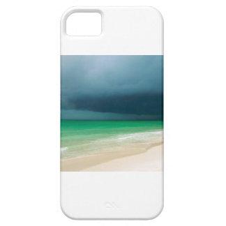 ビーチの嵐 iPhone SE/5/5s ケース