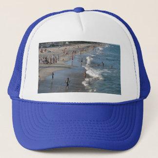 ビーチの帽子の価値を持つ湖の楽しい時を過すこと キャップ