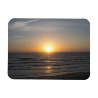 ビーチの日の出の優れたFlexiの磁石 マグネット