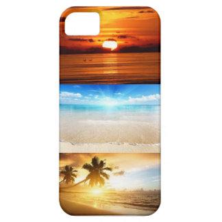ビーチの日! iPhone SE/5/5s ケース