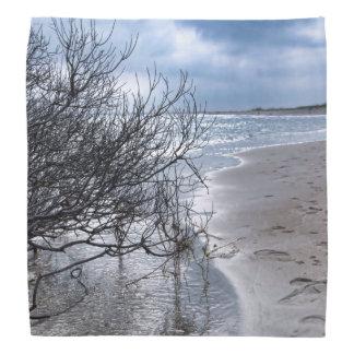 ビーチの枝 バンダナ