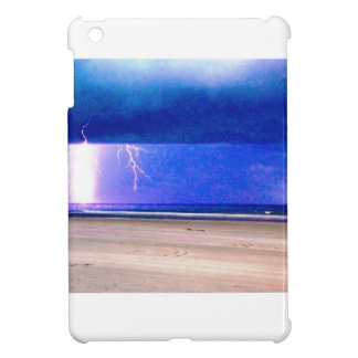 ビーチの歓喜。ビーチの嵐は美しいです iPad MINIケース