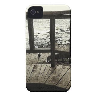 ビーチの歩行 Case-Mate iPhone 4 ケース