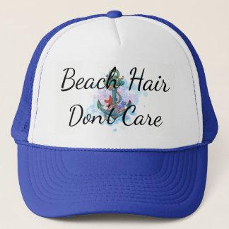 ビーチの毛は、バチェロレッテ、いかり気になりません キャップ