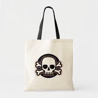 ビーチの海賊バッグ トートバッグ