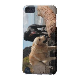 ビーチの犬 iPod TOUCH 5G ケース