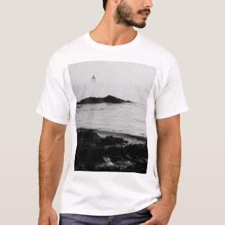 ビーチの生命 Tシャツ