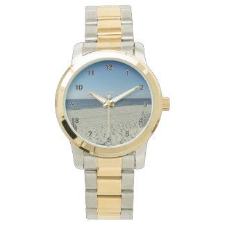 ビーチの美しい 腕時計