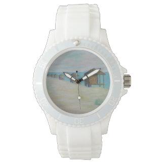 ビーチの腕時計の小屋 腕時計