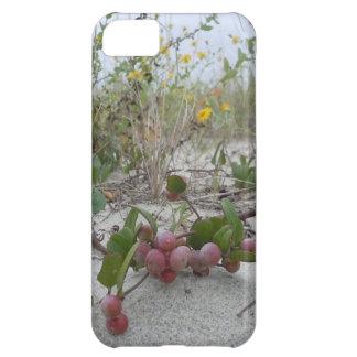 ビーチの野生の果実 iPhone5Cケース