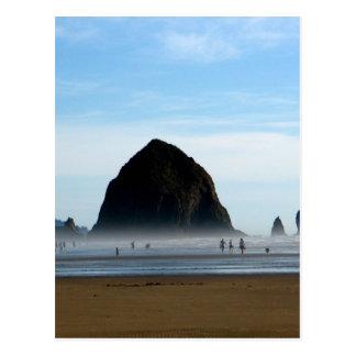 ビーチの霞 ポストカード