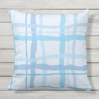 ビーチの青空の枕 クッション