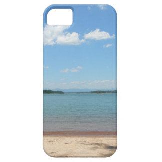 ビーチの青空 iPhone SE/5/5s ケース