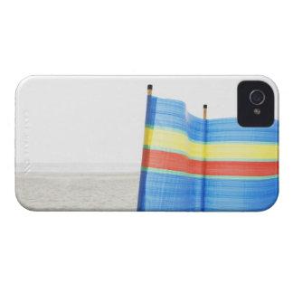 ビーチの風の壊れ目 Case-Mate iPhone 4 ケース