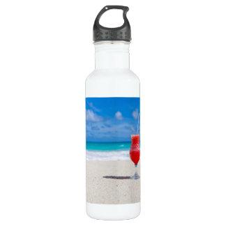 ビーチの飲み物 ウォーターボトル