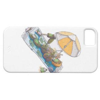 ビーチの馬蝿の幼虫 iPhone SE/5/5s ケース