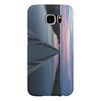 ビーチのChillin Samsung Galaxy S6 ケース