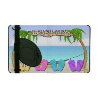ビーチのKickstandのつまらないiPad 2/3/4の場合 iPad ケース