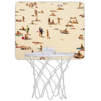 ビーチサンディの人々 ミニバスケットボールゴール