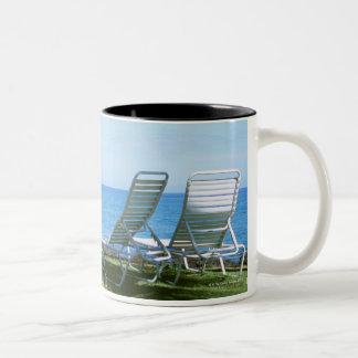 ビーチチェア4 ツートーンマグカップ