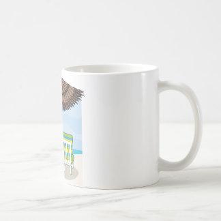 ビーチチェア コーヒーマグカップ