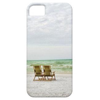 ビーチチェア iPhone SE/5/5s ケース