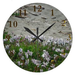 ビーチニュージーランド ラージ壁時計