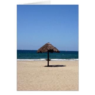 ビーチパラソル カード