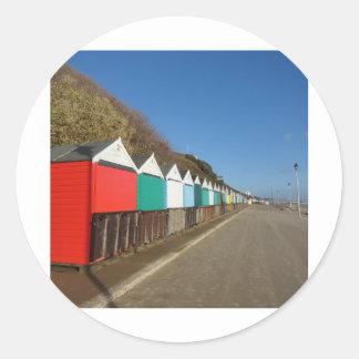 ビーチ小屋 ラウンドシール