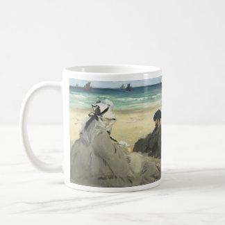 ビーチ-エドワールManet コーヒーマグカップ
