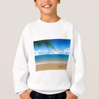 ビーチ スウェットシャツ