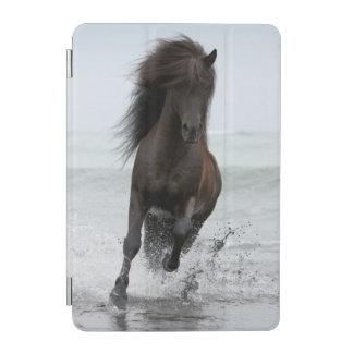 ビーチ|北大西洋の種馬のランニング iPad MINIカバー