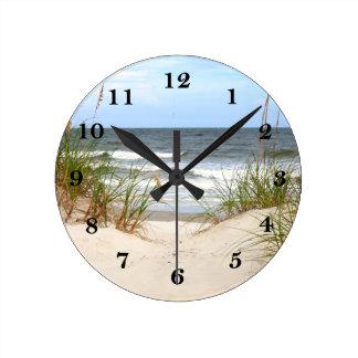 ビーチ 壁時計