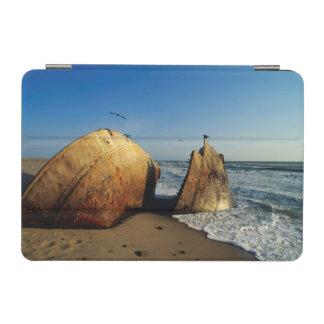 ビーチ、骨組海岸、ナミビアの難破 iPad MINIカバー