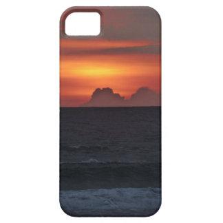 ビーチSunet iPhone SE/5/5s ケース