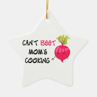 ビートのお母さんの料理はできません セラミックオーナメント