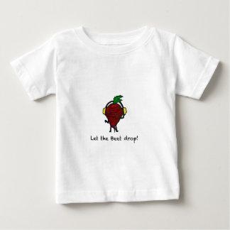 ビートの低下 ベビーTシャツ