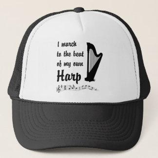 ビートへの3月: ハープ キャップ