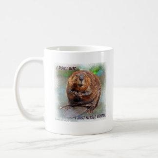 ビーバー コーヒーマグカップ