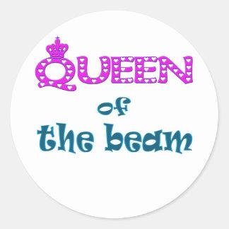 ビームの女王 ラウンドシール
