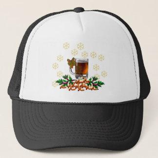 ビールおよびピーナツ キャップ