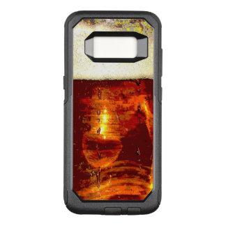 ビールおよび泡のオッターボックスの銀河系S8の箱 オッターボックスコミューターSamsung GALAXY S8 ケース