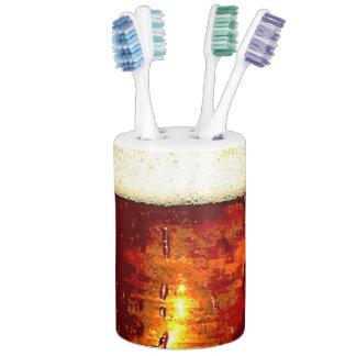 ビールおよび泡の浴室セット バスセット