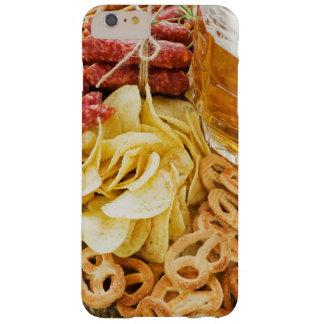 ビールおよび軽食2 BARELY THERE iPhone 6 PLUS ケース